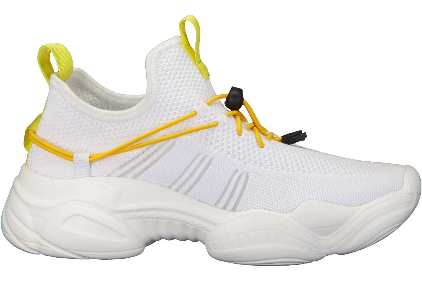 SW-071901 white yellow (40-45) 12 пар Обувь